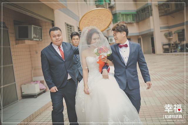 『婚禮記錄』愛讓我們在一起 綠光花園