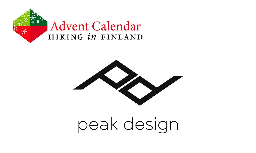 HiFAdventCalendar Peak Design Logo