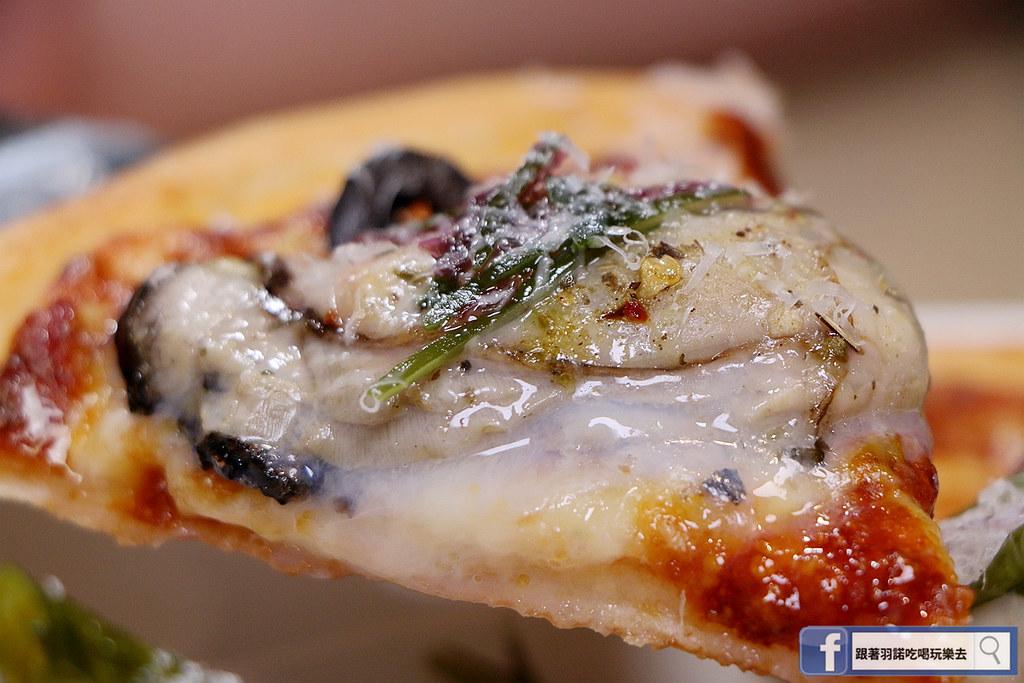 Pizzeria 義大利米蘭手工窯烤披薩餐廳108