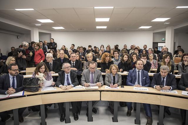 Inauguration du nouveau campus stéphanois de Sciences Po Lyon