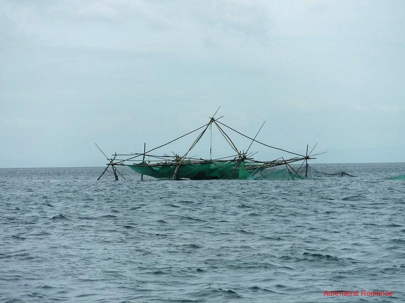 Traditional Fishpens