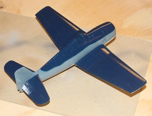 """Grumman F6F-3 Hellcat, """"Vit 19 Vraciu"""", Eduard 1/48 - Sida 3 38171970031_3f1d1939e4"""