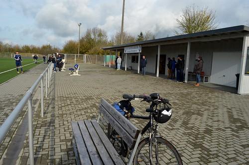 Sportfreunde Marmagen-Nettersheim II 3:5 SV Sistig-Krekel
