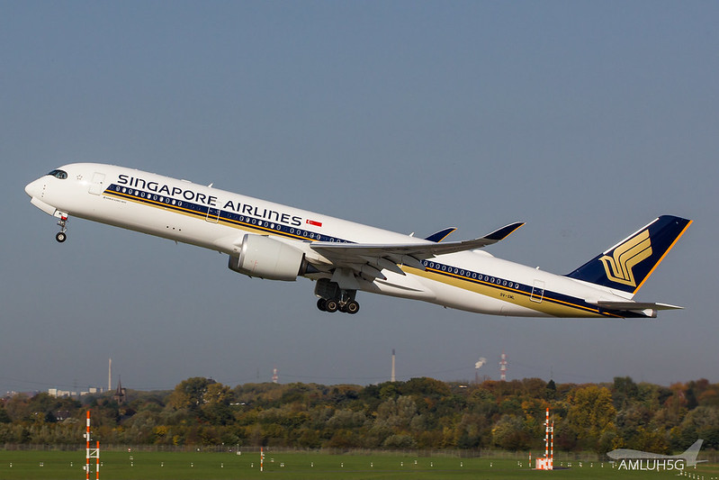 Singapore Airlines - A359 - 9V-SML (2)