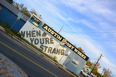 When you're strange Austin Y'AllHands 2017 Day 1