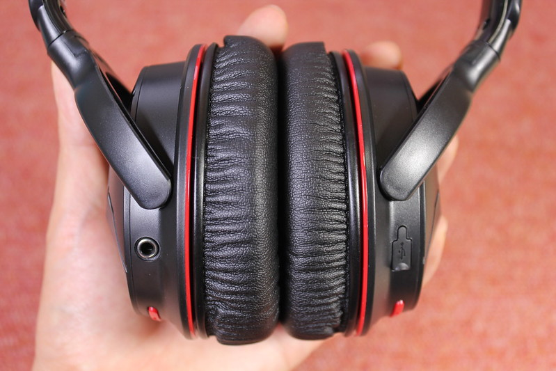 Bluetooth ヘッドフォン HD501 開封レビュー (16)