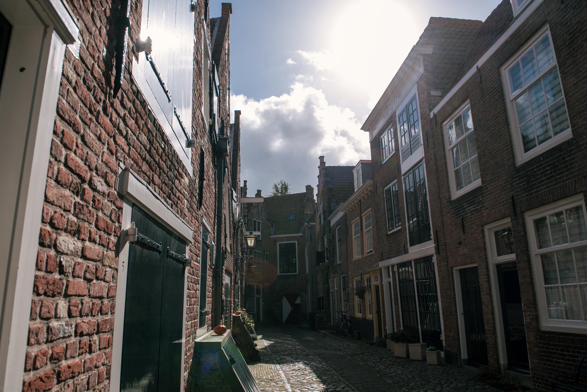 Middelburg walk