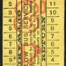 ticket - kippax x dist-yellow bus service 8d