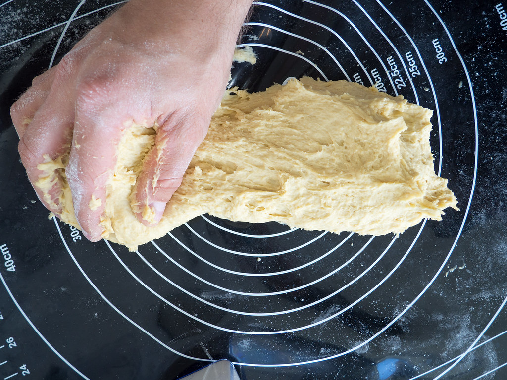Recipe for Danish Pastry Dough (The Base Recipe)