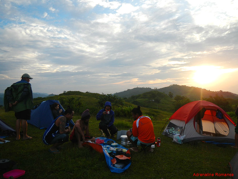 Mt. Km. 28 campsite