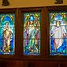 St. Peter's Chapel: Mare Island, California > Tiffany Glass Windows