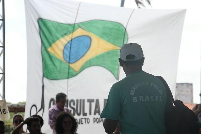 Encontro reúne 800 militantes de todo o país e homenageia ex-guerrilheira Zilda Xavier. - Créditos: Fotos: PH Reinaux e Vinícius Sobreira/ Brasil de Fato Pernambuco
