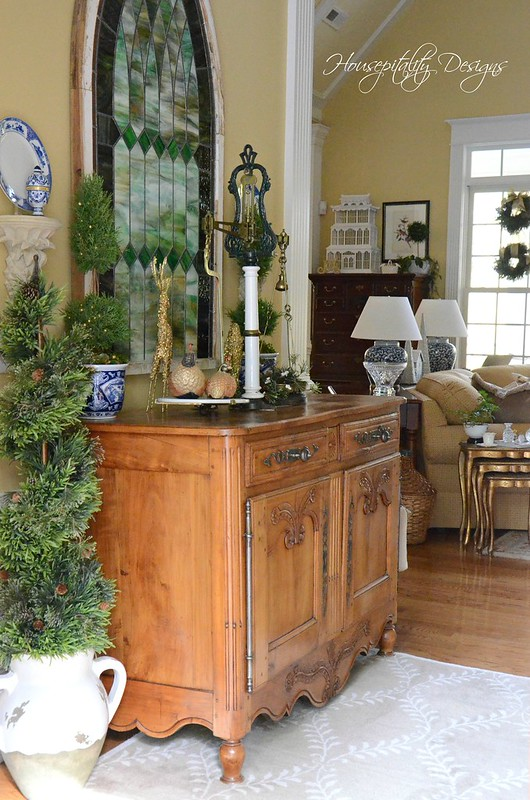 Christmas Foyer-Housepitality Designs-9