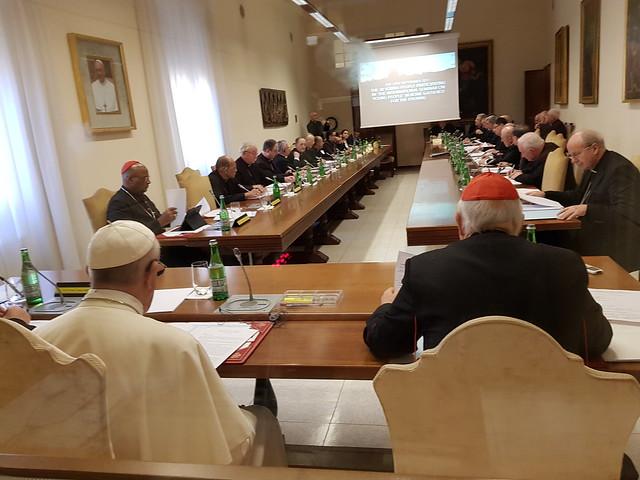 Consiglio di Segreteria del Sinodo dei Vescovi, che ha avuto luogo nei giorni 16 e 17 novembre