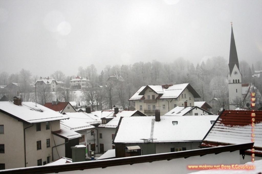Мисбах — район в Германии пейзажи