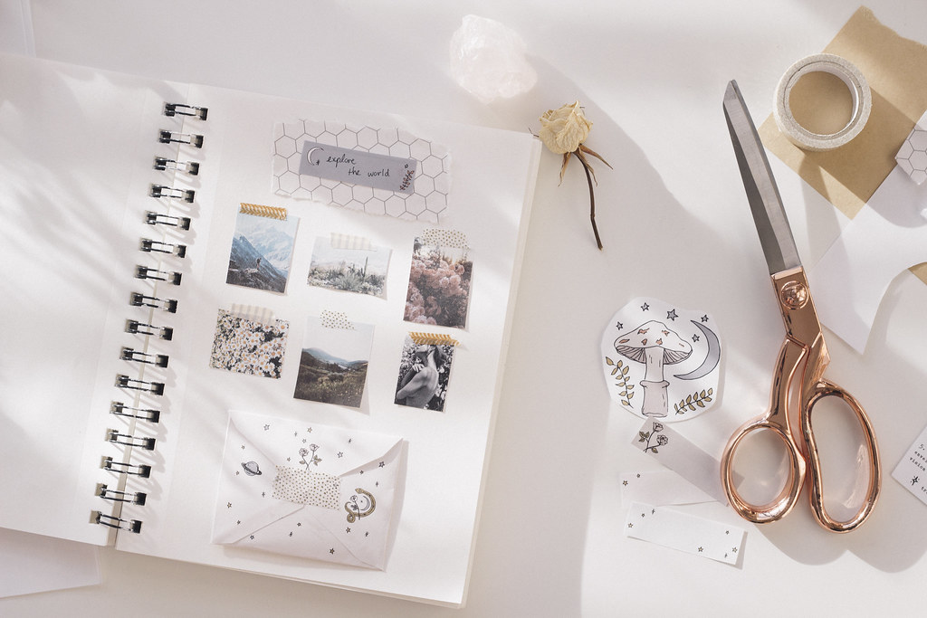 vision journal printable