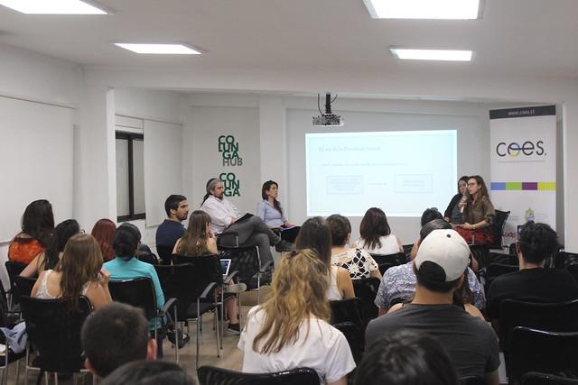 Charla Colunga - Coes: Multiculturalidad en la sala de clase para reducir discriminación
