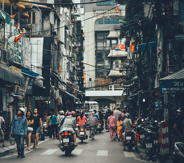 Ha Noi - Tran Phu Street