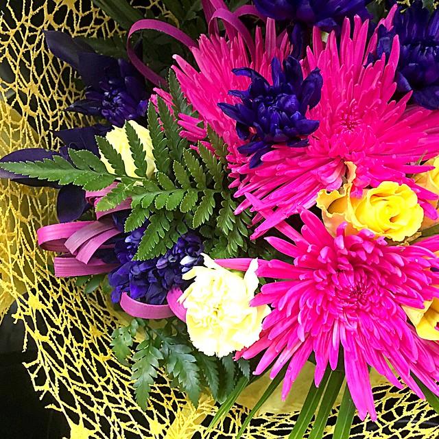 Uxbridge Ontario ~ Canada ~ Downtown ~ Brock St  ~ Flower Shop ~ Heritage