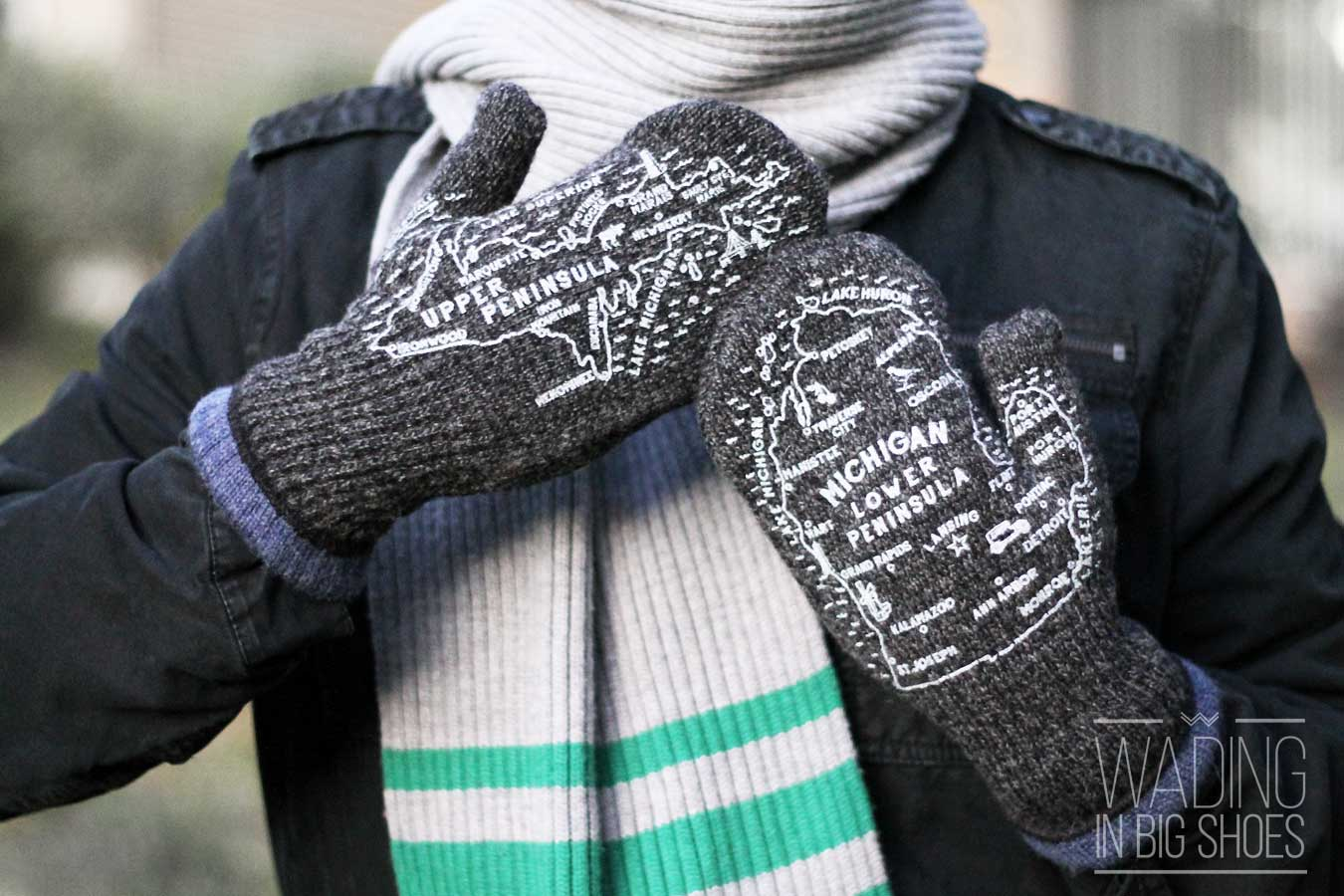 These 'Superior' Mittens Are Designed With Yoopers In Mind | Wading in Big Shoes