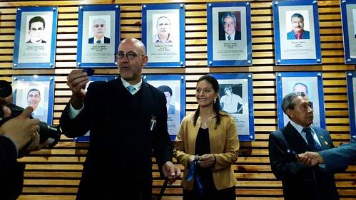 Inauguración Galería de Notables en Sacatepéquez