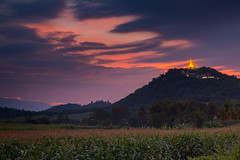 Korat Travel Destination - Temple on the Mountain.