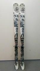 Freeski lyže K2 Public Enemy 164 cm - titulní fotka