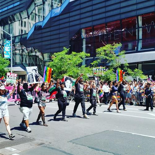 Marcha Orgullo gay NYC - 2017