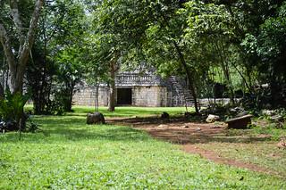 Ek Balam - Asentamiento Maya