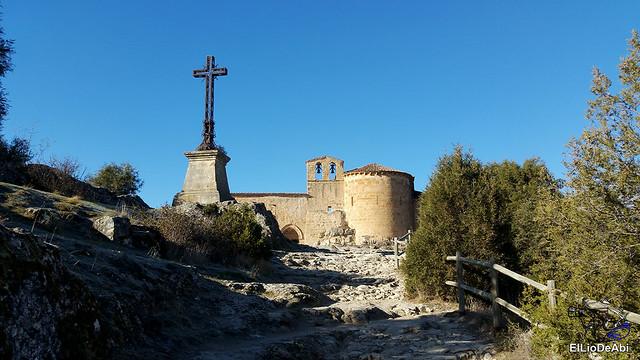 Ermita de San Frutos y Monasterio de la Hoz en las Hoces del Duratón 4