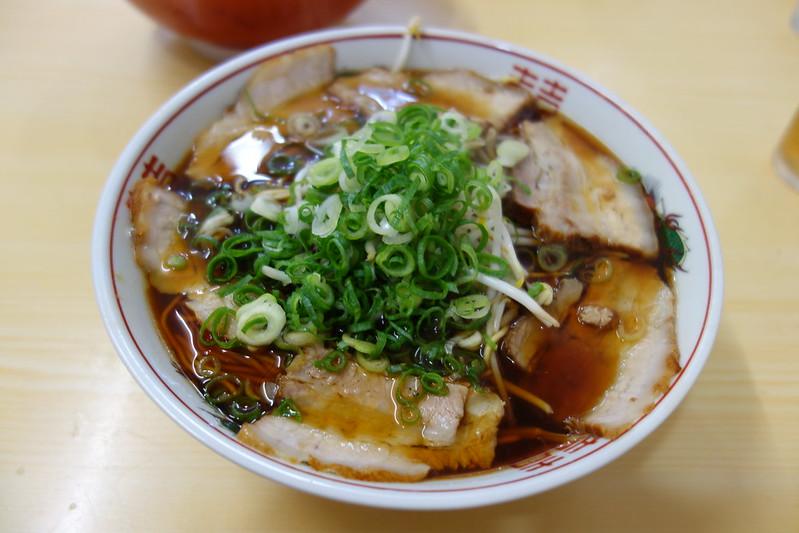 Marutoku Ramen @Takehara , Hiroshima