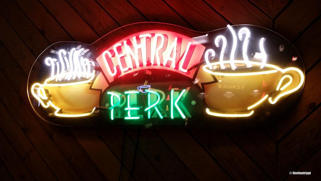 Central Perkin logo