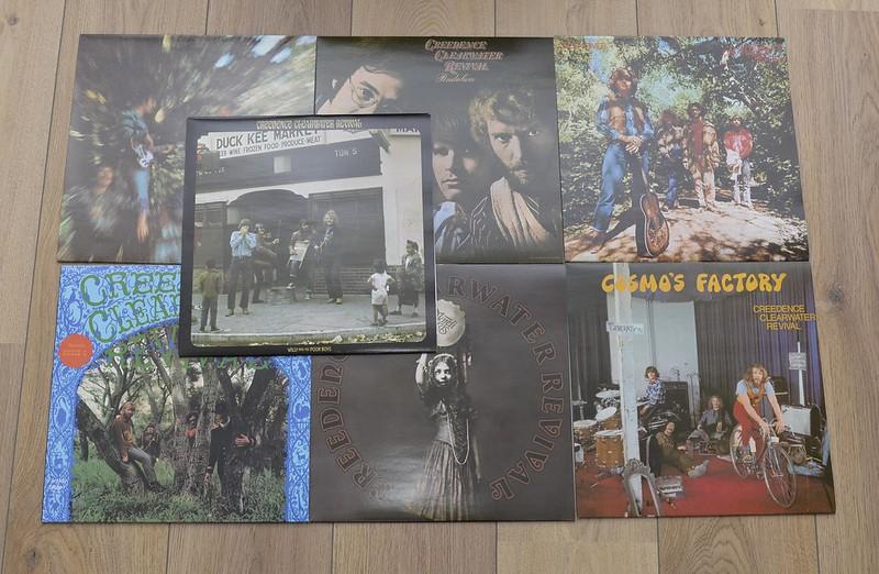 CCR Creedence Original Vinyl Collection