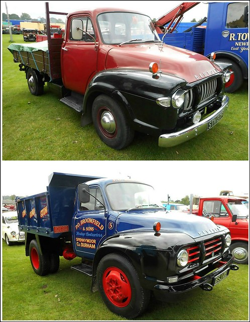 Two Bedfords ..