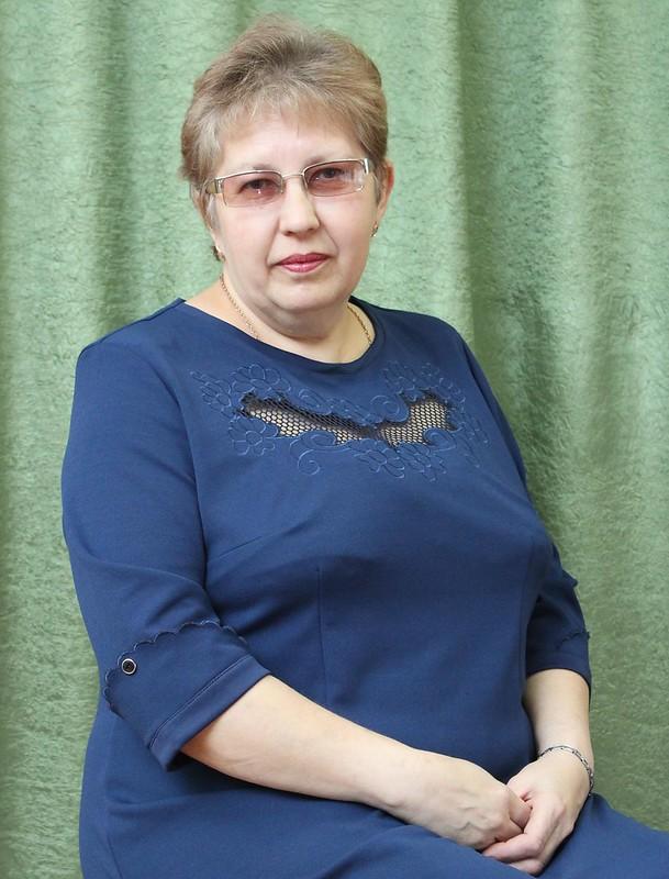 Ольга Владимировна Тарасова