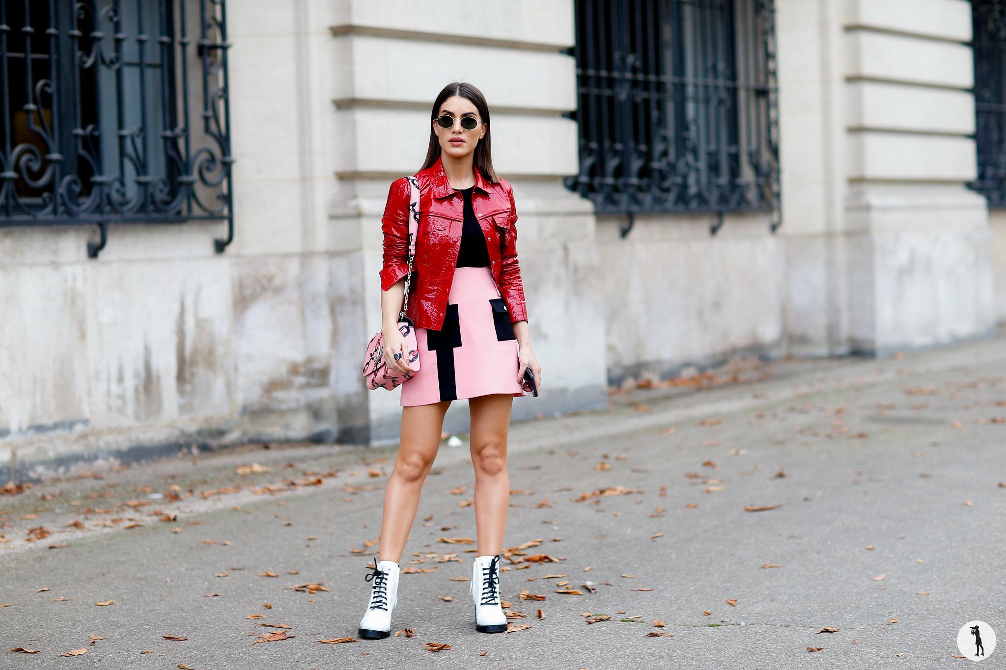 Camila Coelho - Paris Fashion Week SS18 (3)