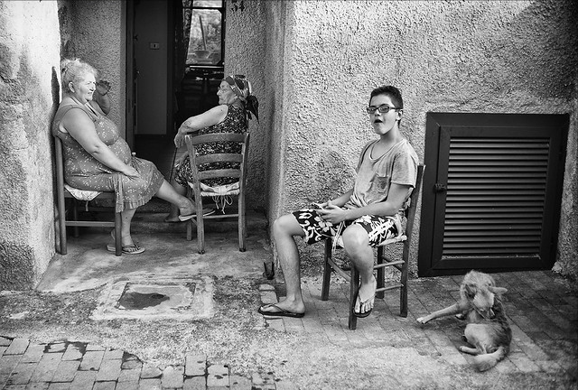 CALABRIA'S PEOPLE