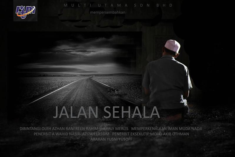 Poster Jalan Sehala