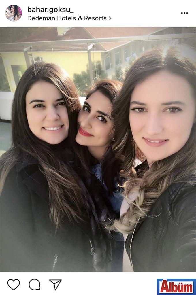 Bankacı Bahar Göksu, meslektaşlarıyla birlikte İstanbul Dedeman Hotel'den bu fotoğrafı paylaştı.