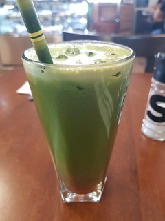 Green Juice at The Green Edge