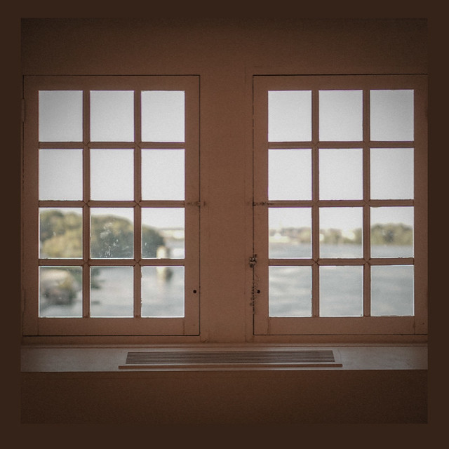 . window with view .