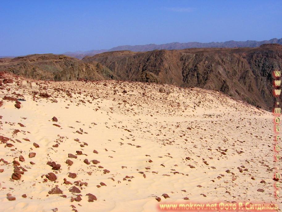 Синайская пустыня пустыня, белый каньон. фотозарисовки