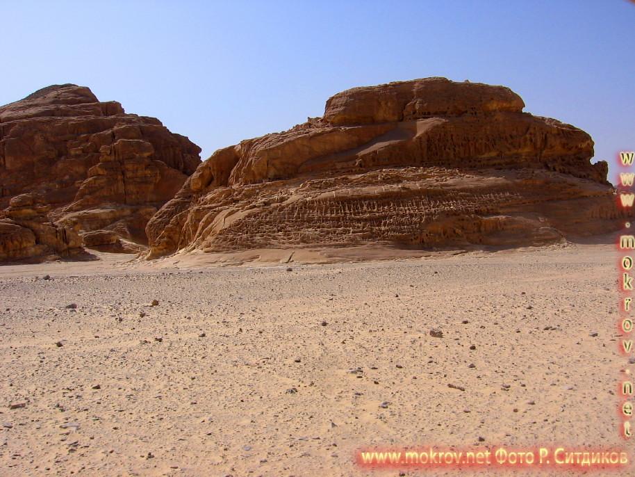 Синайская пустыня пустыня, белый каньон фоторепортажи