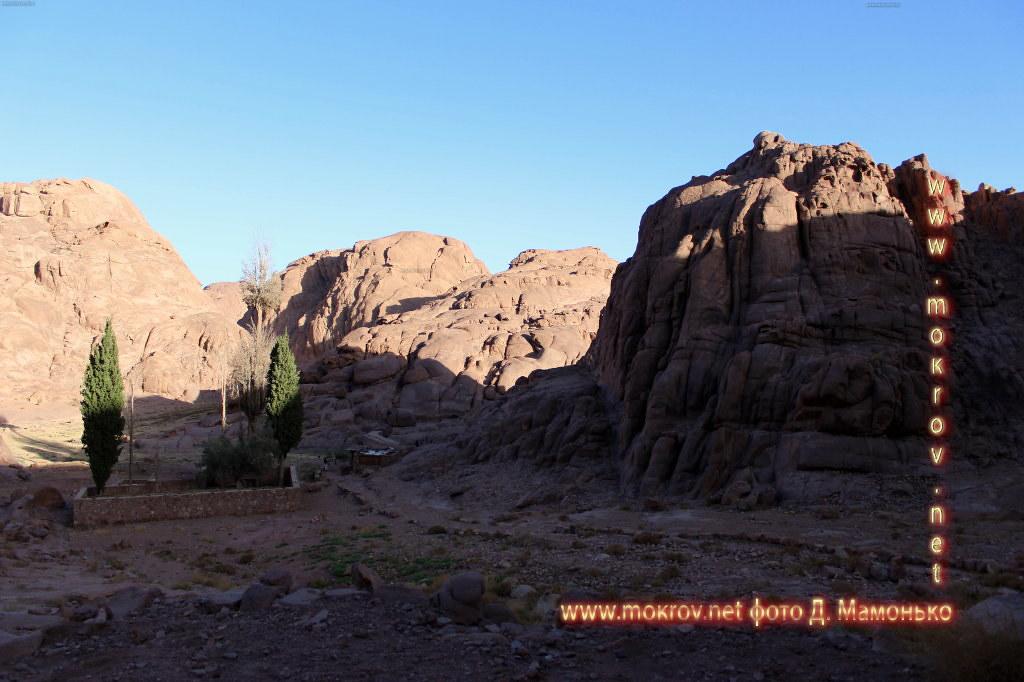 Синайские горы — Египт Фотоискусство