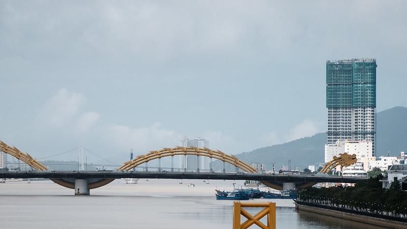 Cầu Rồng, Dragon Bridge