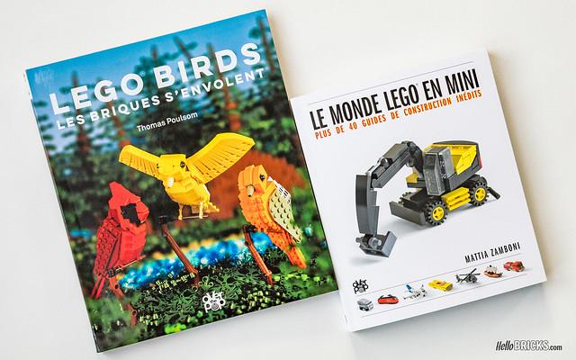 REVIEW Livres LEGO