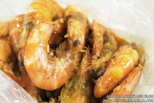 Shrimp Bucket - with Butter and Garlic