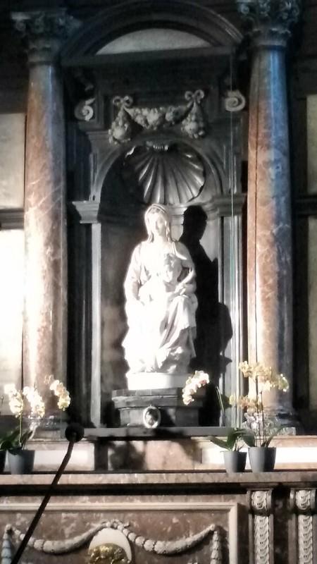 Nuestra señora de Brujas hollywood y flandes: the monuments men - 24711308978 6b236034f2 c - Hollywood y Flandes: the Monuments Men