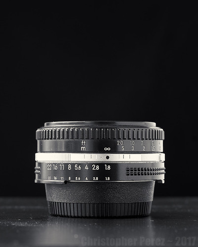 Lens Stories ~ Nikon Nikkor 50mm f/1.8 AiS