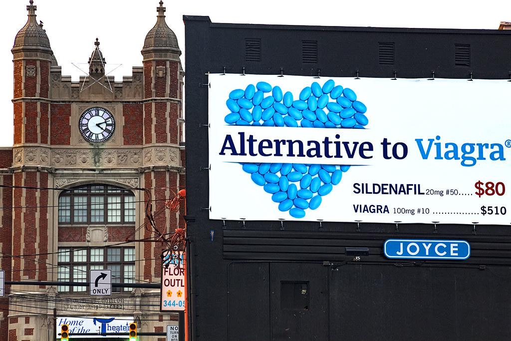 Alternative to Viagra--Scranton